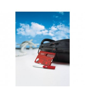 SWISSCARD LITE Red 0.7300.T