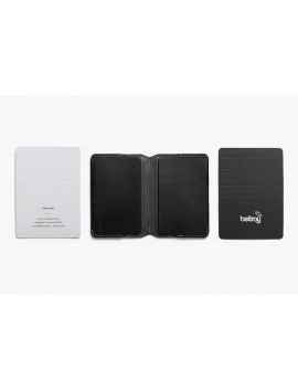 BELLROY CARD HOLDER EKCB Black