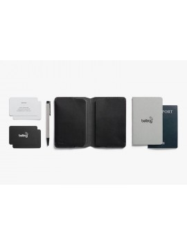 BELLROY NOTE BOOK MINI black