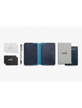 BELLROY NOTE BOOK MINI blue