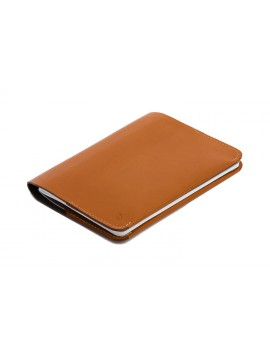 BELLROY NOTE BOOK MINI caramel