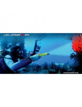 LED LENSER Diving Torch 60m /400lm  D14.2