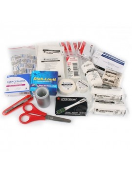 Traveller First Aid Kit (32 ITEMS)