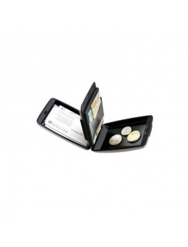 True Virtu Cash and Cards Classic black