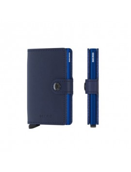 Secrid Miniwallet Original navy-blue