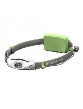 NEO4 running Headlamp green