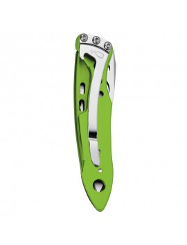 Leatherman Skeletool KBX  green