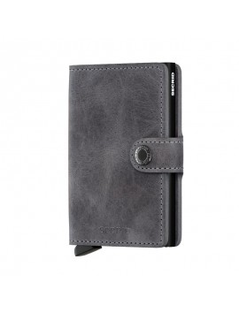 Secrid Miniwallet Original Vintage Grey-Black