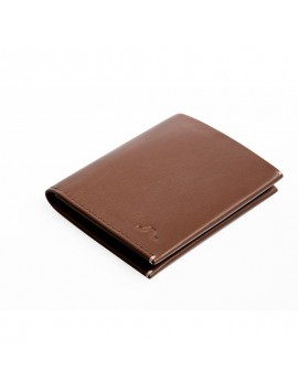 ROIK WALLET RFID Town brown