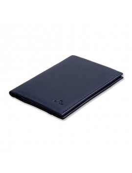 ROIK WALLET RFID Avenue blue navy