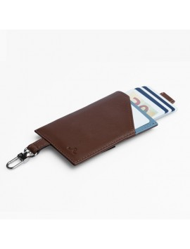 ROIK WALLET RFID Cards & Keys brown