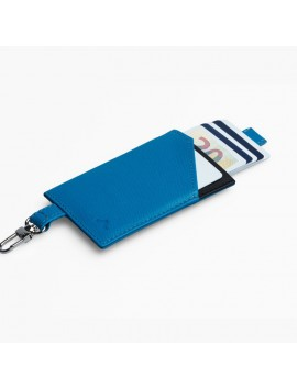 ROIK WALLET RFID Cards & Keys blue wave