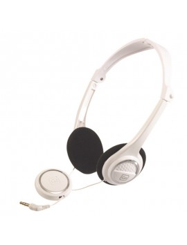 Go Travel Folding Headphones 913 White