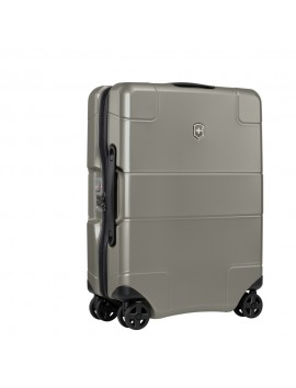 Lexicon Hardside Global Carry-On 34L silver