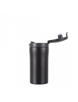 Lifeventure Flip Top THERMAL MUG 300ml black