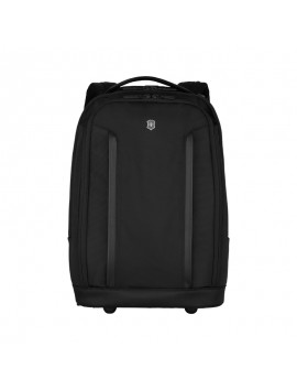 "PROFESSIONAL WHEELED 17""LAPTOP BACKPACK"