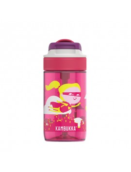 Kambukka Water bottle Lagoon 400ml Supergirl