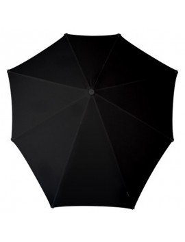 Senz Storm umbrella original pure black