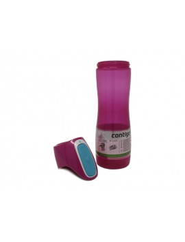 Contigo Rush 550 ml Autoseal water bottle magenta