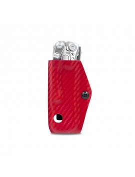 Kydex Sheath for Leatherman Skeletool CF-Red