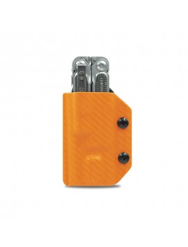 Kydex Sheath for Leatherman FREE P2 CF-orange