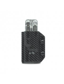 Kydex Sheath for Leatherman FREE P4 CF-Black