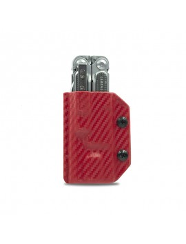 Kydex Sheath for Leatherman FREE P4 CF-RED