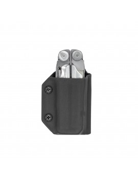 Kydex Sheath for Leatherman WAVE & WAVE Plus Black