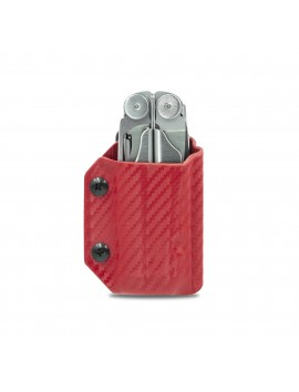 Kydex Sheath for Leatherman WAVE & WAVE Plus CF-Red