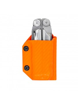 Kydex Sheath for Leatherman WAVE & WAVE Plus CF-Orange