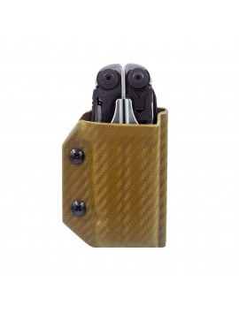 Kydex Sheath for Leatherman SURGE CF-Brown