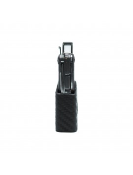 Kydex Keychain Sheath for small multitools CF-black