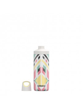 Kambukka Thermal Mug Reno Insulated 500ml Tribal Shibori
