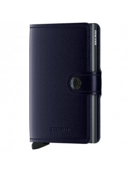 Secrid Miniwallet Metallic Blue