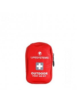 Lifesystems Outdoor First Aid Kit (12 ITEMS)
