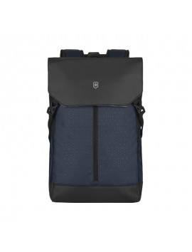"""Flapover 15.6"""" Laptop Backpack Blue"""