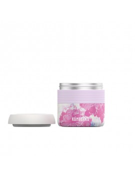 Kambukka FOOD JAR 400 ML Pink Blossom