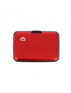 Ogon Stockhoml RFID Wallet Red