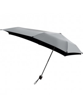 Senz Storm umbrella silk grey