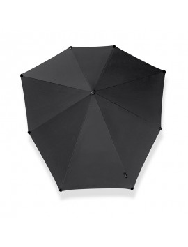 Senz Storm umbrella Large pure black