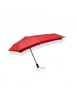 Senz Storm umbrella foldable mini automatic passion red
