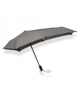 Senz Storm umbrella foldable mini automatic silk grey