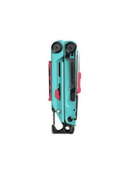 Leatherman SIGNAL with free Black Molle sheath Aqua color