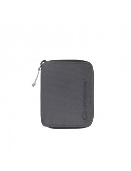 Lifeventure Wallet with RFID BI-FOLD Recycled fabric